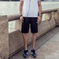 adidas 阿迪达斯 男士 五分运动裤