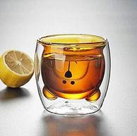 kavar 米良品 小熊玻璃杯 200ml