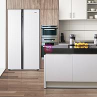 Haier海尔 BCD-576WDPU 576升 对开门冰箱