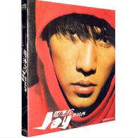 正版 Jay 周杰伦 《范特西》 2001专辑(CD)
