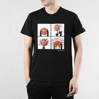 adidas 阿迪达斯 男士 运动T恤