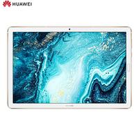 10点:麒麟980处理器+哈曼卡顿音效,HUAWEI华为 M6 10.8英寸 平板电脑 WiFi版 4GB+64GB