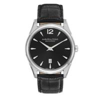 历史低价: HAMILTON 汉米尔顿 Jazzmaster 爵士大师系列 H38615735 男士机械腕表