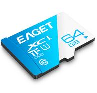 历史新低!EAGET忆捷 T1 TF存储卡 Class10 64GB