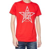 L码:Diesel 迪塞 男士 印花T恤