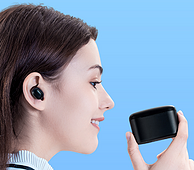 蓝牙4.2+充电仓:Havit 海威特 I6 迷你蓝牙耳机