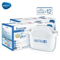 16点开始: Brita 碧然德 第三代 Maxtra+ 多效滤芯 12枚
