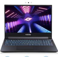 神舟 战神 Z7M-CT5NA 15.6英寸游戏笔记本 (i5-9300H、8GB、512GB、GTX1650 4GB)