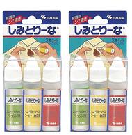 kobayashi小林制药 衣物去污笔 10mlx6瓶