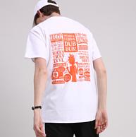 原创设计,eastlevel 男士 潮流T恤