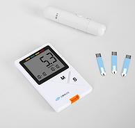 5秒出值 小米生态链:九安 血糖仪