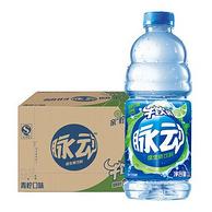 1Lx12瓶,脉动 青柠味 维生素功能饮料