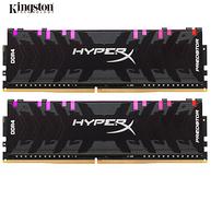 金士顿 骇客神条 DDR4 3200 16GB(8G×2)套装 台式机内存
