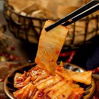 5斤,超市有售 锦喜顺 韩式 辣白菜