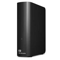 大容量10TB:Western Digital 西部数据 Elements 桌面硬盘
