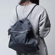 PrimeDay:Kipling 凯浦林 Supertaboo 女士 水桶型双肩包