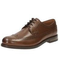 PrimeDay:限尺码:Clarks 其乐 Coling Limit Derbys 男士 皮鞋