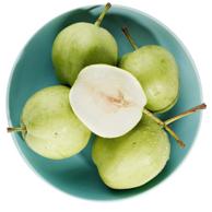 Plus会员:沙窝曙光 新鲜甜酥梨 严选级 2斤x5件