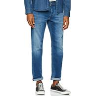 限W30/L32码:Diesel 迪塞 男士 修身牛仔裤