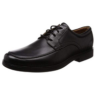 PrimeDay: Clarks Un Aldric Park 男士商务皮鞋 298.5元包邮