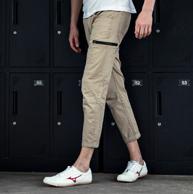 19日0点:Mizuno 美津浓 男士 帆布鞋D1CR190162