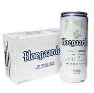 Hoegaarden福佳 比利时风味白啤酒 310mlx4听x6组x2件