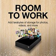 SEAGATE 希捷 8TB 3.5寸桌面式外置硬盘 STGY8000400