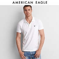 19日0点、专柜同款:美国超人气品牌 AEO 男美式休闲POLO衫 118元包邮(专柜价269元)