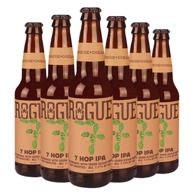 Plus会员: 355mlx6瓶x3件 Rogue 罗格 农场酒花七仙印度淡色艾尔 精酿啤酒
