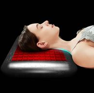 恒温释压、安抚疲劳:美国 艾蒂宝 红宝石恒温悬浮凝胶枕