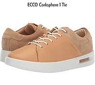 ECCO爱步 Corksphere 1 Tie 女款休闲鞋
