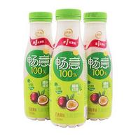 降12元、促消化:330mlx12瓶 伊利 畅意100% 乳酸菌饮品