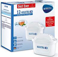 英亞直郵:12枚 Brita 碧然德 新升級Maxtra+濾芯英國版
