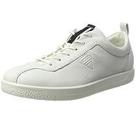 ECCO 爱步 Soft 1 女款真皮运动鞋