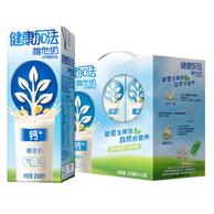 低糖、0胆固醇:250mlx12盒x3件 维他奶 健康加法钙+醇豆奶饮料