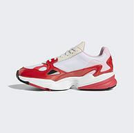 2件!adidas Originals FALCON W EE3830 女子经典鞋