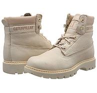 38码,Caterpillar 卡特彼勒 Lyric 女士工装休闲靴
