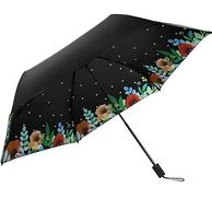 3件 天堂伞 UPF50+ 三折 晴雨伞