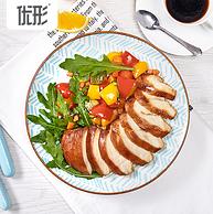 国家队战备食品 优形 奥尔良味电烤鸡胸肉 100gx6袋