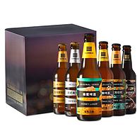 买一送一!SUNMAI 金色三麦 精酿啤酒组合 6瓶x2件