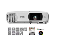 1080P+3100流明+双hdmi接口:爱普生 投影仪 EH-TW650