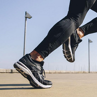 Prime会员: ASICS 亚瑟士 GEL-KAYANO 25 男款跑步鞋