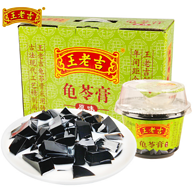 清热降火:王老吉 龟苓膏 220gx12杯