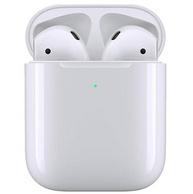 无线充电盒版:Apple 苹果 AirPods 2代 无线蓝牙耳机 港版