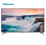 1日0点、70寸大屏+4K DHR: Hisense 海信 HZ70E3D 70英寸 4K 液晶电视