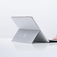 黑色鍵盤套裝,微軟 Surface Pro 6 12.3英寸二合一筆記本 (i5/8G/128G/人臉識別)