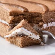 买一送一、500gx2箱 泓一 提拉米苏夹心蛋糕