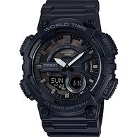 CASIO 卡西欧 AEQ110W-1BV 男子运动腕表