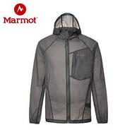 Marmot旗舰店,土拨鼠 情侣款 超轻 皮肤衣R51270