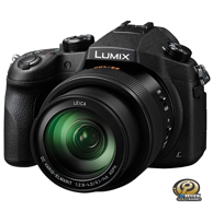 25-400mm变焦、支持4K视频:Panasonic 松下 DMC-FZ1000 4K 长焦数码相机